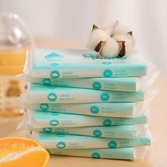 宝宝时代婴儿棉柔纸巾