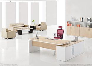 办公桌及屏风职员桌椅常规材质和款式