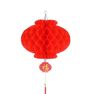 锦福祥蜂窝球灯笼