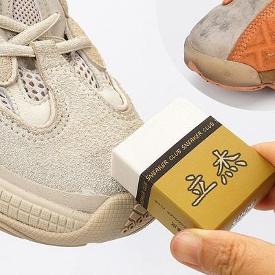 麂皮橡皮擦擦鞋神器