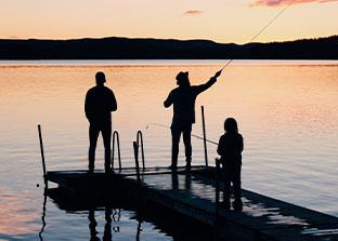 野外求生六种常用的捕鱼技巧