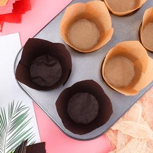 胜焯桉烘焙郁金香火焰杯