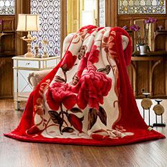 天誉 拉舍尔毛毯