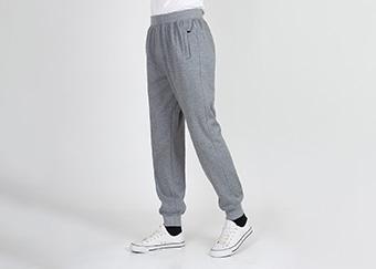 犀库男士运动长裤
