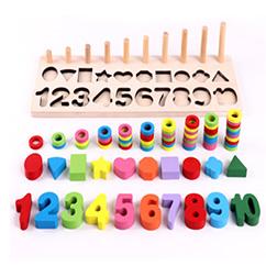 优才.优品积木拼图玩具
