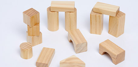 积木是如何影响孩的?