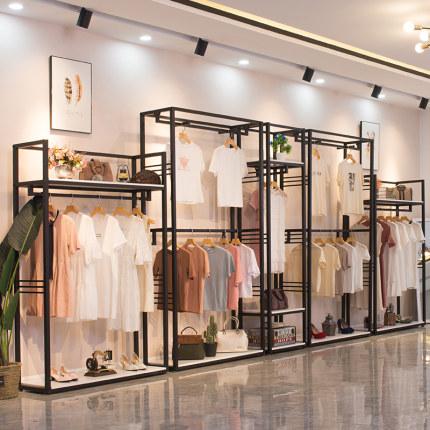 服装店铺橱窗设计 创意是关键