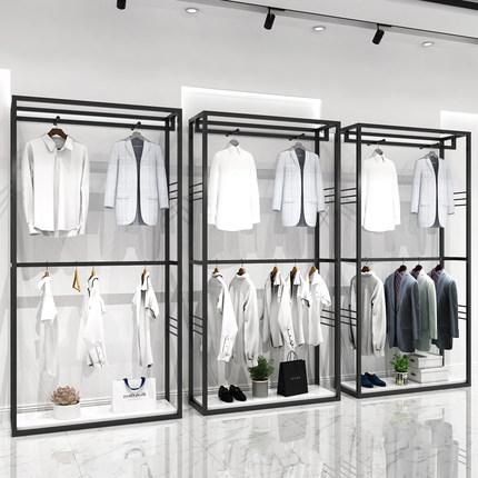 精品服装店装修风格设计