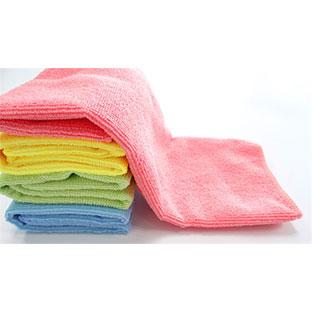 涤洁 DIJET纯色清洁抹布